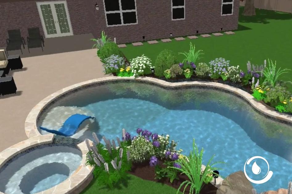 Free Form Lagoon